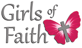 Girls of Faith Dolls Logo