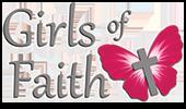 Girls of Faith Dolls Logo