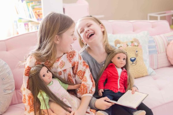 faith first laughing girls